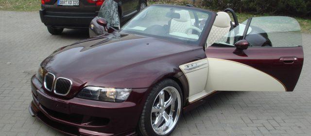 SoniLACK - BMW Z3