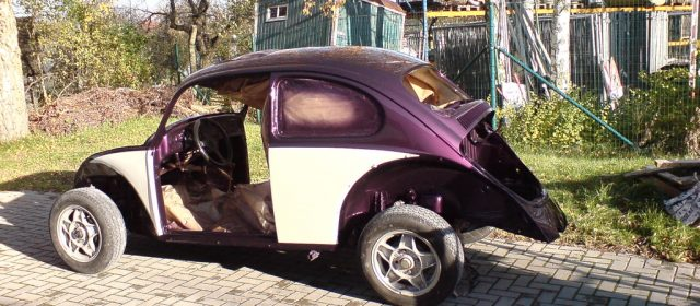 SoniLACK - VW Käfer - Candy Lack