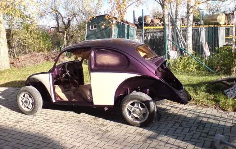 SoniLACK – VW Käfer – Candy Lack