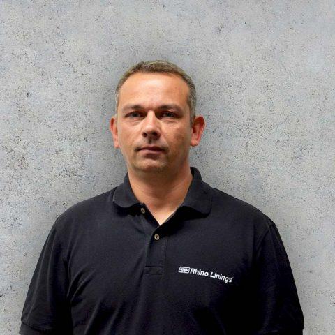 Sonilack Mitarbeiter - Fahrzeuglackierer - Martin Kreft