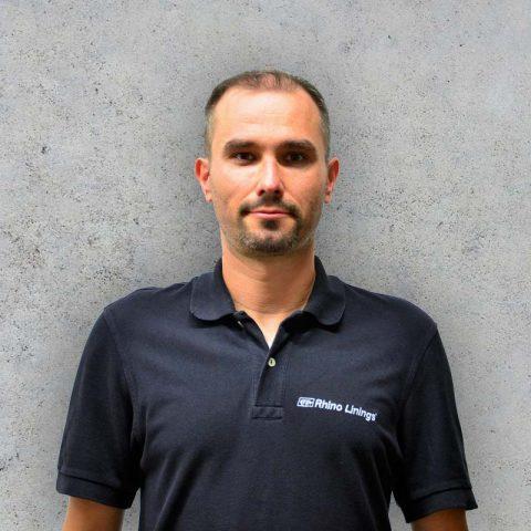 Sonilack Mitarbeiter - Fahrzeuglackierer - Tony Preuss